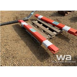 72'' PALLET FORK EXTENSIONS