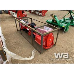 72'' TRACTOR ROTARY TILLER