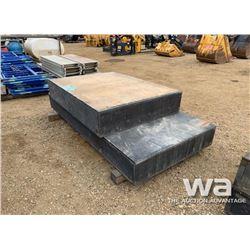 (2) PICKUP JOB BOXES