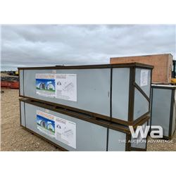 30 X 40 X 15 FT. DBL DOOR STORAGE BUILDING