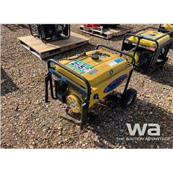 POWER FIST 6500 W GENERATOR