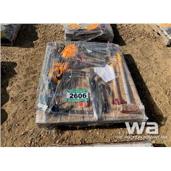 "(#10) PIPE WRENCHES – 1 = 14"" "" 1/2"" ELECTRIC IMPA"