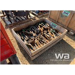 PALLET OF BOX END WRENCHES