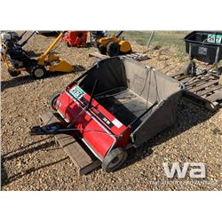 """38"""" P/T LAWN SWEEP"""