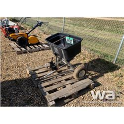 P/T FERTILIZER SPREADER