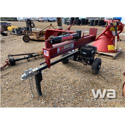 22 TON MOBILE LOG SPLITTER