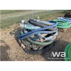 2  & 3  SUCTION HOSE