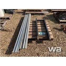 SQUARE TUBING & GALVANIZED POSTS