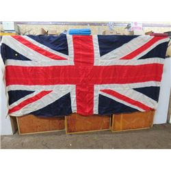 "BRITISH FLAG (98"" LONG X 50"" TALL)"