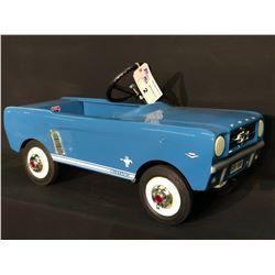 AMF MUSTANG 1967 MODEL PEDAL CAR,