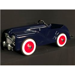"""TRIANG """"CENTURION"""" LATE 1940'S PEDAL CAR,"""