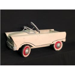 "MURRAY ""FLAT FACE"" LATE 1950'S FORD PEDAL CAR,"