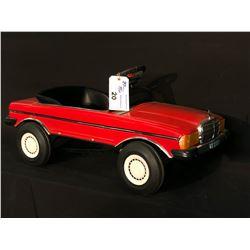 MERCEDES BENZ 280SEL ROADSTER PEDAL CAR,