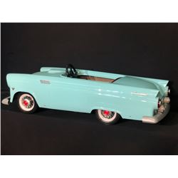 1955 THUNDERBIRD JUNIOR, MADE BY THE POWER CAR CO. IN MYSTIC CONNECTICUT AS A FORD PROMOTION IN