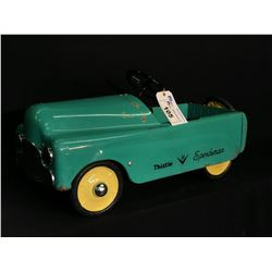 """TRIANG """"THISTLE"""" V30 SPORTSTER PEDAL CAR,"""