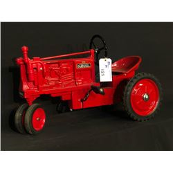 MCCORMICK DEERING FARMALL LOW PROFILE PEDAL TRACTOR,