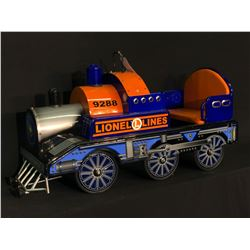 LIONELL 100TH ANNIVERSARY EDITION PEDAL TRAIN,