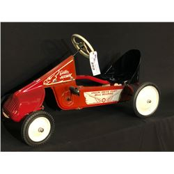 GARTON HAWK PEDAL CART,