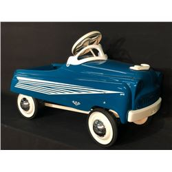 """MURRAY """"STRAIGHT SIDE"""" PEDAL CAR,"""