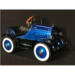 CLASSIC BLUE ROADSTER, COPY OF LATE 1920'S EARLY 1930'S ROADSTER