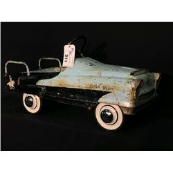 "GARTON ""RANCH WAGON"" VERY RARE CHAIN DRIVE PEDAL CAR,"