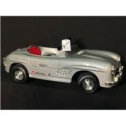 MERCEDES BENZ 300 SL ROADSTER PEDAL CAR,