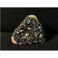 MAGNETITE SAMPLE, FROM MINA HUAQUIO, POTOSI, BOLIVIA, APPROX. 285 GRAMS