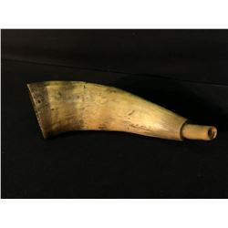 "NATIVE MOOSE CALL TRUMPET HORN, 14"" LONG"