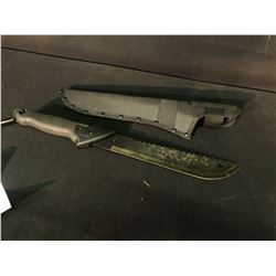 GERBER MACHETE WITH COVER