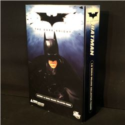 DC DIRECT, BATMAN-THE DARK KNIGHT 1:6 SCALE DELUXE COLLECTOR FIGURE IN ORIGINAL PACKAGING
