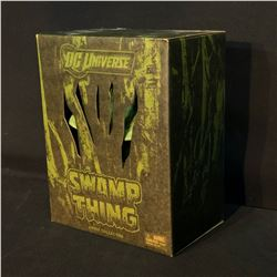SWAMP THING HEAD SCULPTURE IN ORIGINAL PACKAGING