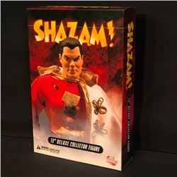"DC DIRECT, SHAZAM! 13"" DELUXE COLLECTOR FIGURE IN ORIGINAL PACKAGING"