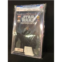 JOURNEY TO STAR WARS: THE FORCE AWAKENS #1, NOTO VARIANT COVER, CGC GRADED 9.8, SEALED AND BAGGED