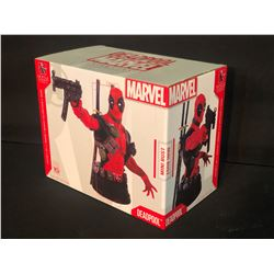DEADPOOL LIMITED EDITION MINI BUST BY GENTLE GIANT, 584/1700, IN ORIGINAL PACKAGING