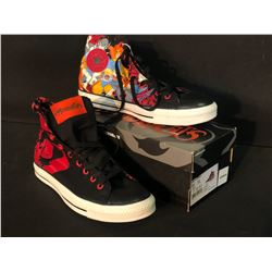 CONVERSE/DC COMICS, STYLE 00398266, THUNDERCATS DESIGN, SIZE US MENS 10/WOMENS 12, BRAND NEW