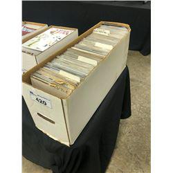 LONG BOX OF ASSORTED PUBLISHER COMICS
