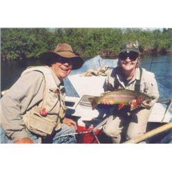 EUREKA PEAK LODGE & OUTFITTERS: Williams Lake, British Columbia
