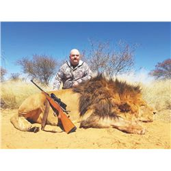 LEGELELA SAFARIS: South Africa