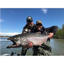 McDOUGALL LODGE ALASKA: Lake Creek, Alaska