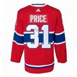 Carey Price - SIGNED HOCKEY JERSEY