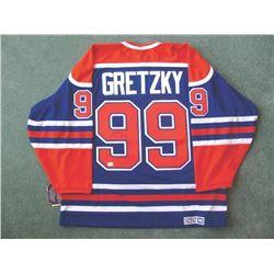 Wayne Gretzky - SIGNED HOCKEY JERSEY