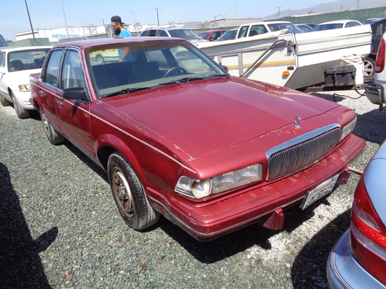 buick century 1994 app dup t don live auction world