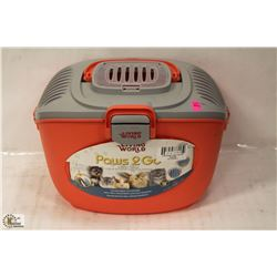 LIVING WORLD PAWS TO GO PET CARRIER