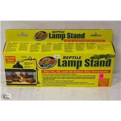 REPTILE LIGHT STAND SIZE SMALL FOR TERRARIUMS