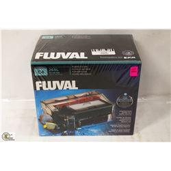 FLUVAL POWER FILTER, NEW , 265L.