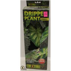 EXOTERRA DRIPPER PLANT SMALL, IDEAL FOR