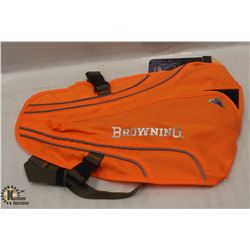 BROWNING HUNT SAFETY VEST SMALL.