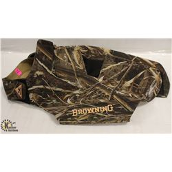 BROWNING NEOPRENE CHEST PROTECTING VEST SIZE