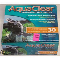 AQUACLEAR POWERHEAD MULTIFUNCTION WATER PUMP