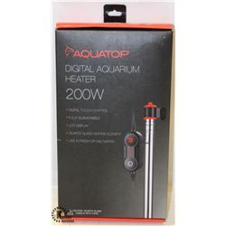 AQUATOP EX-200 DIGITAL AQUARIUM HEATER 200W